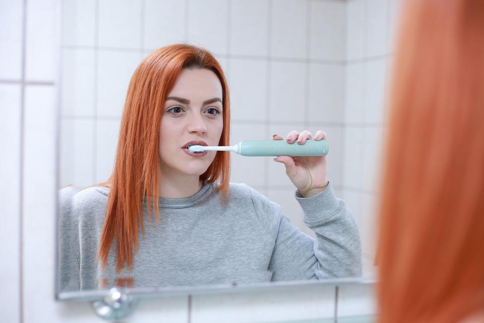 čištení zubů