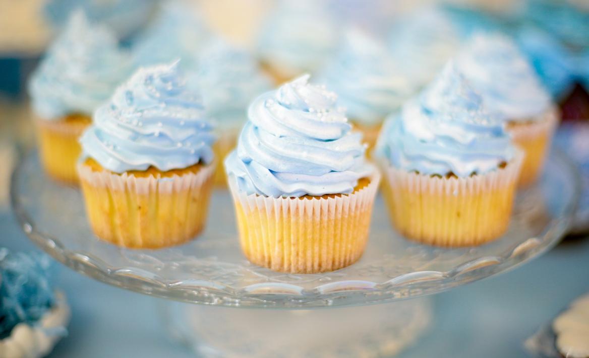 chutné cupcake