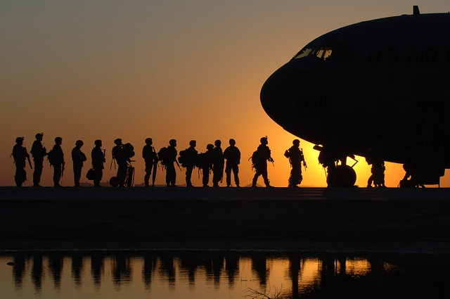 Čekající armáda